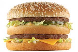 Big Mac seul