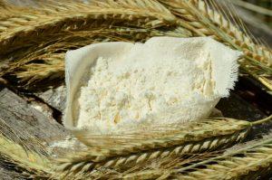 Farine de blé, sucres complexes
