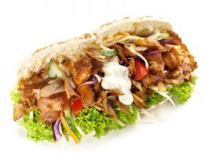 Kebab seul