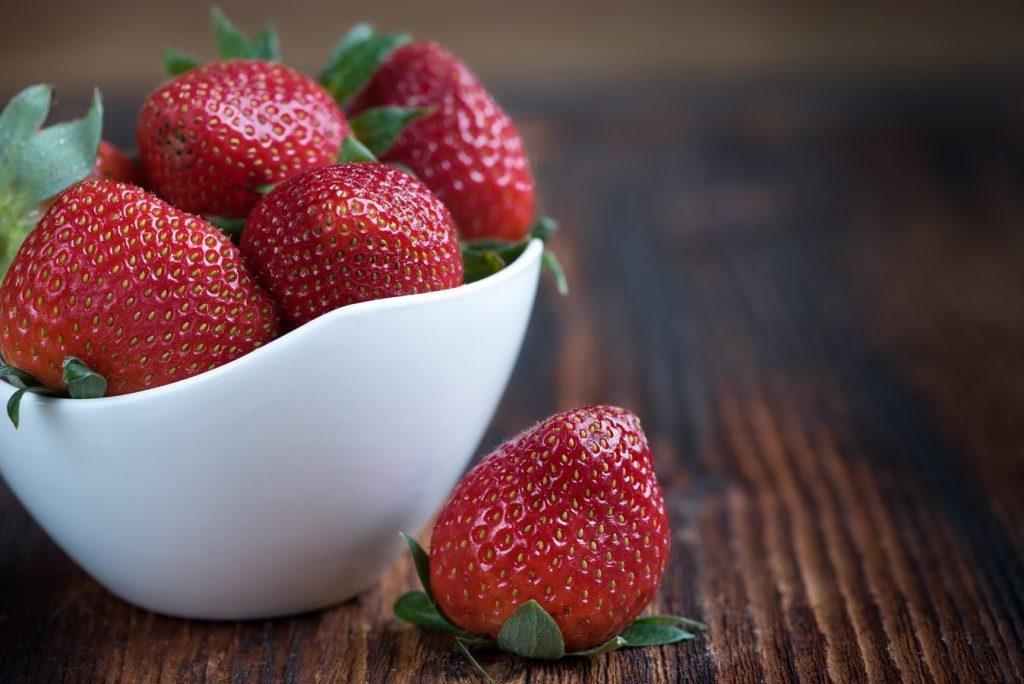 Wrap minceur anticellulite à la fraise