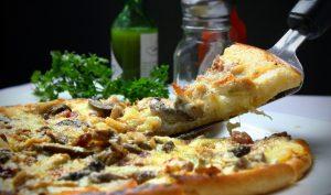 Pizza, trop gras ou pas