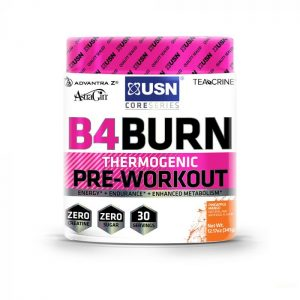 B4 BURN Thermogenic Pre-Workout
