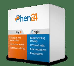 Phen24 dans son emballage