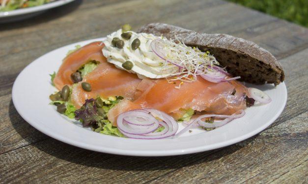 Un régime à base de saumon (fumé, cru, …) ?