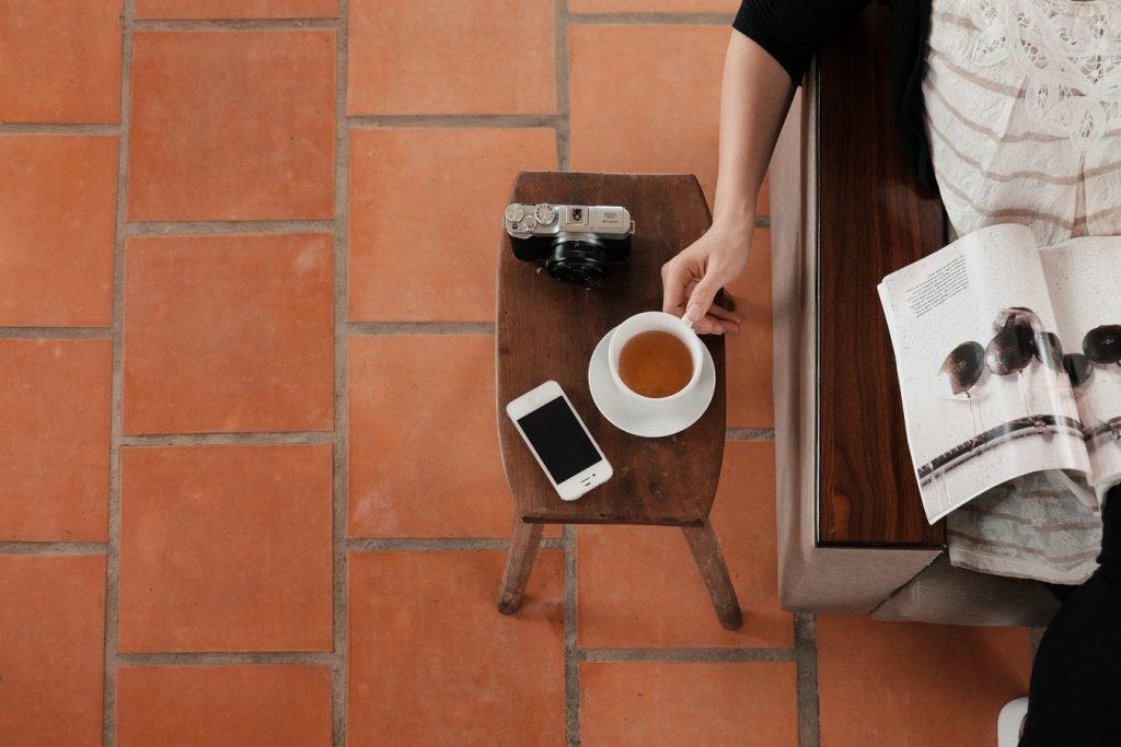 Prendre un thé peut être envisagé en période de jeûne intermittent