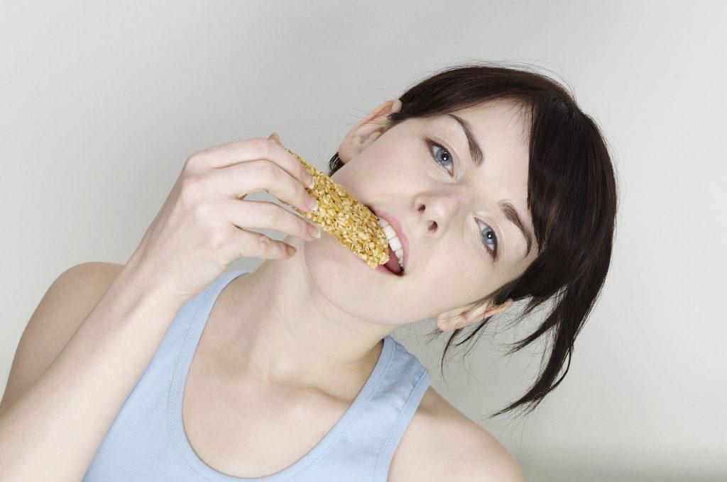 Une alimentation saine reste nécessaire