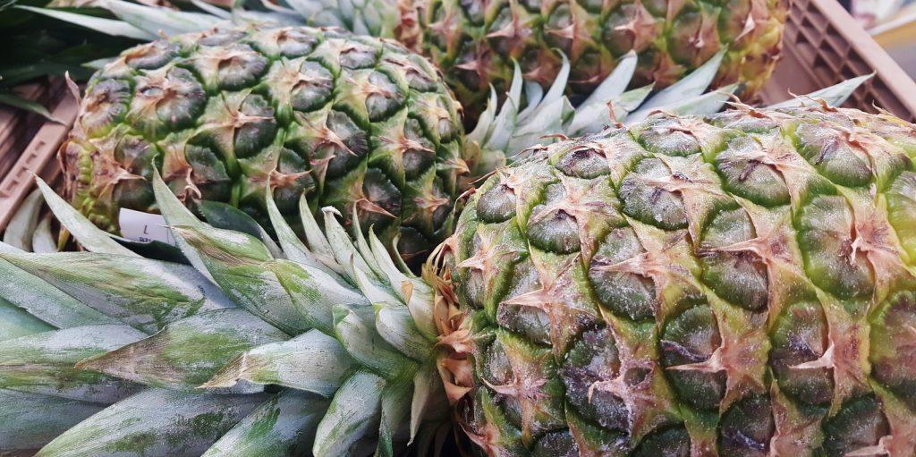 L'ananas, un fruit mangeur de graisse