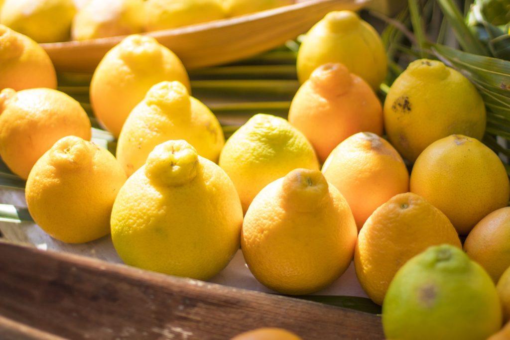 Le citron est un des aliments brûleurs de graisse les plus efficaces