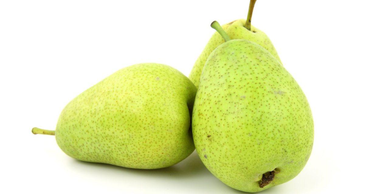 7 raisons de consommer régulièrement des poires (vous avez dit calories ?)