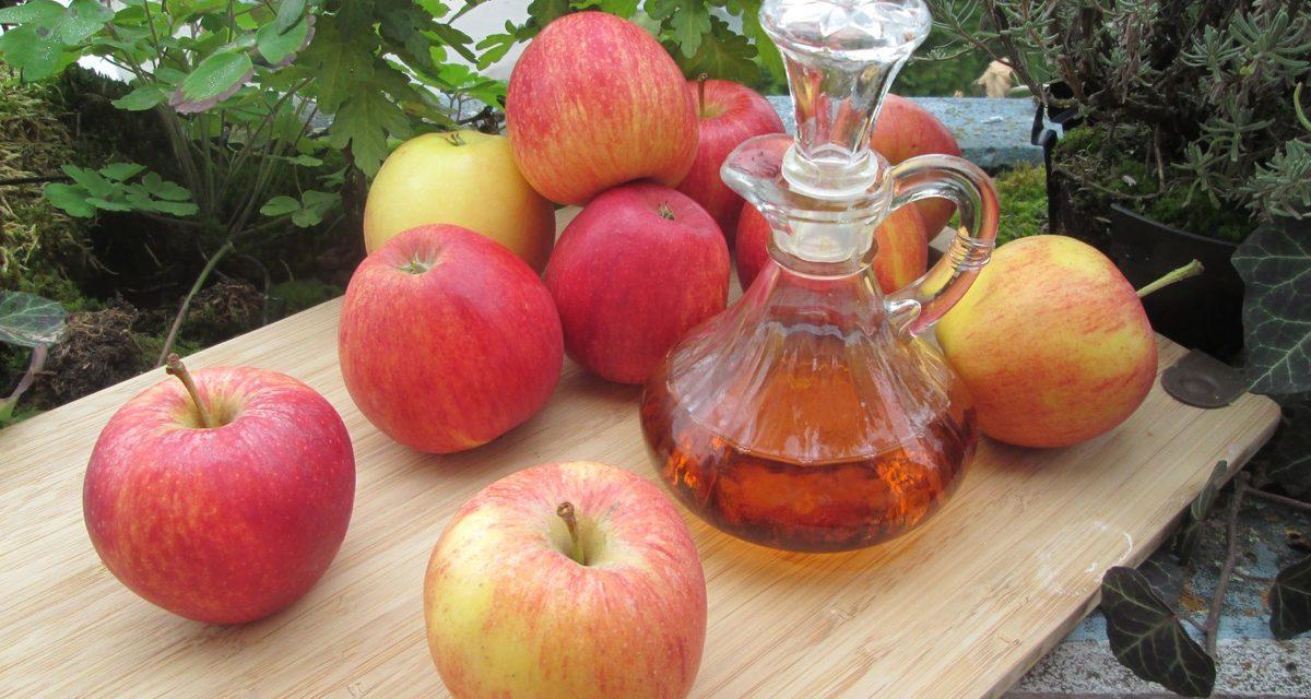 Pourquoi vous devez essayer le vinaigre de pomme?