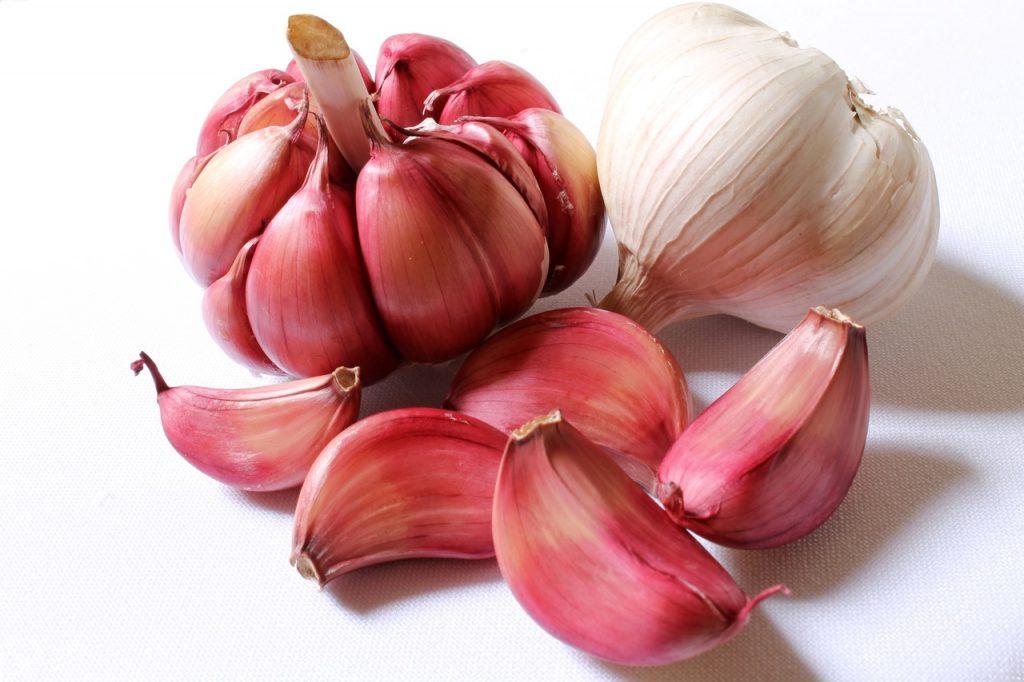 L'ail, comme l'oignon, aide à réguler le métabolisme