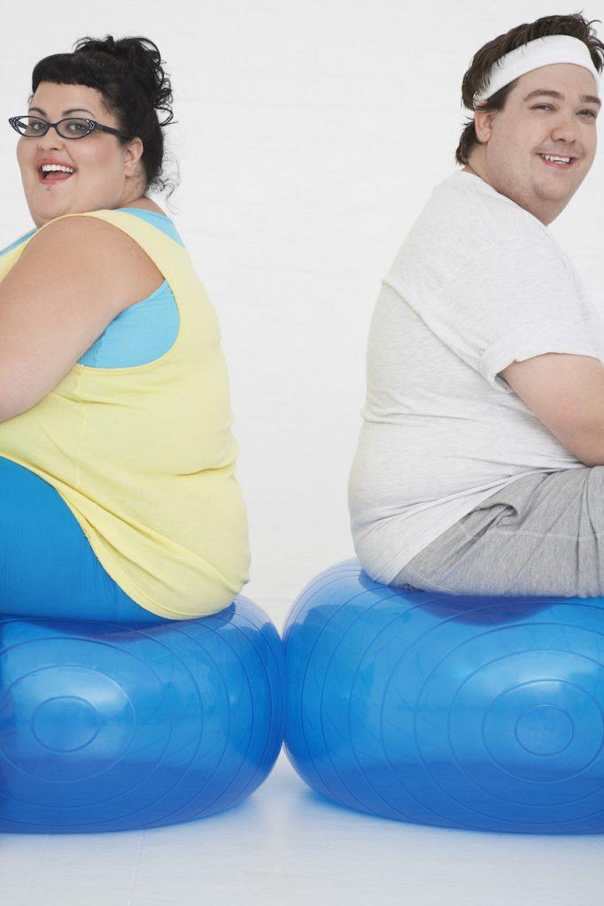 L'excès de graisse facilite l'apparition de la cellulite