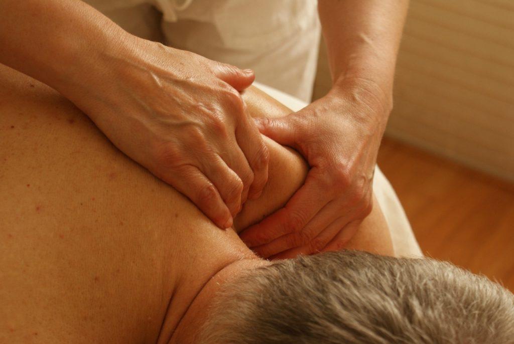 Cellulite sur le bras, merci les massages