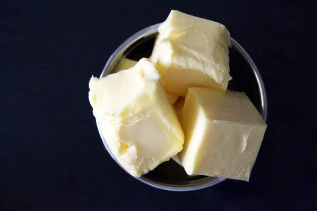 Beurre et régime paléo