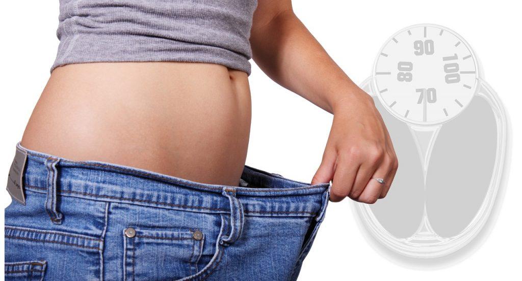 Perte de poids significative
