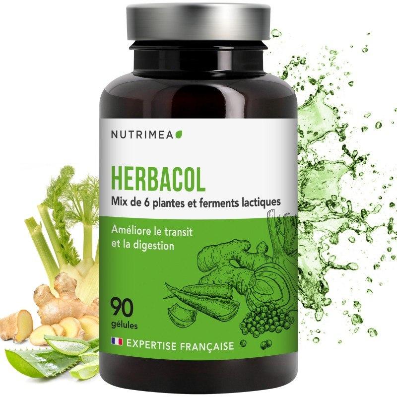 HerbaCol, laxatif naturel