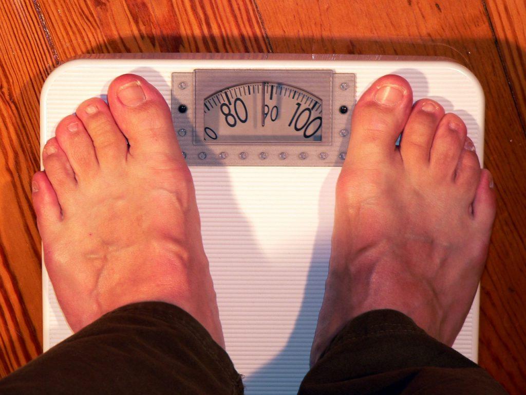 Contrôle du poids