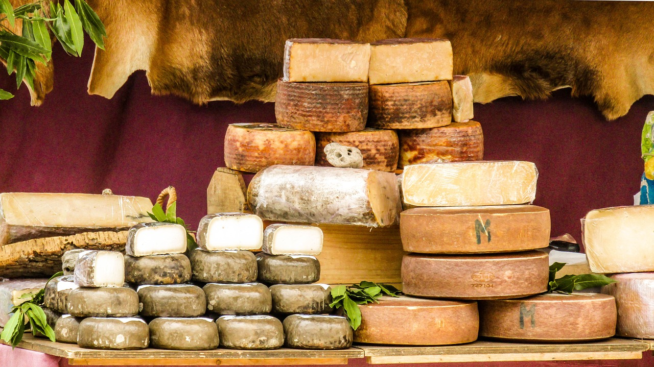 Le fromage fait il grossir?