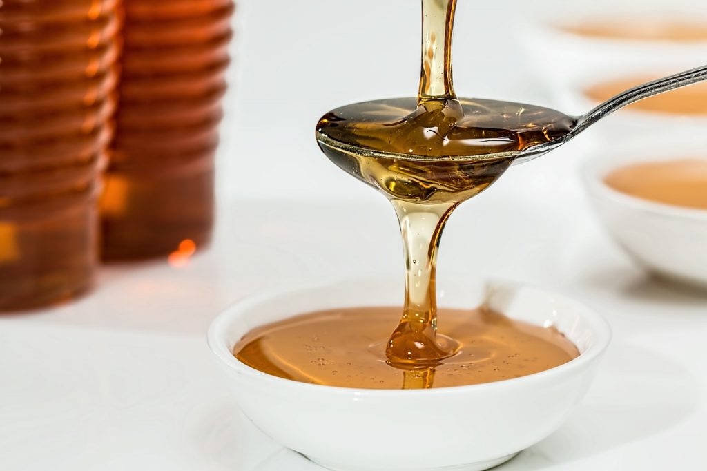 Le miel fait il grossir?