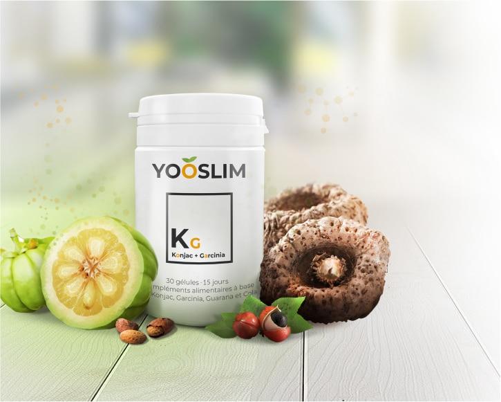 Yooslim pour maigrir sans souci