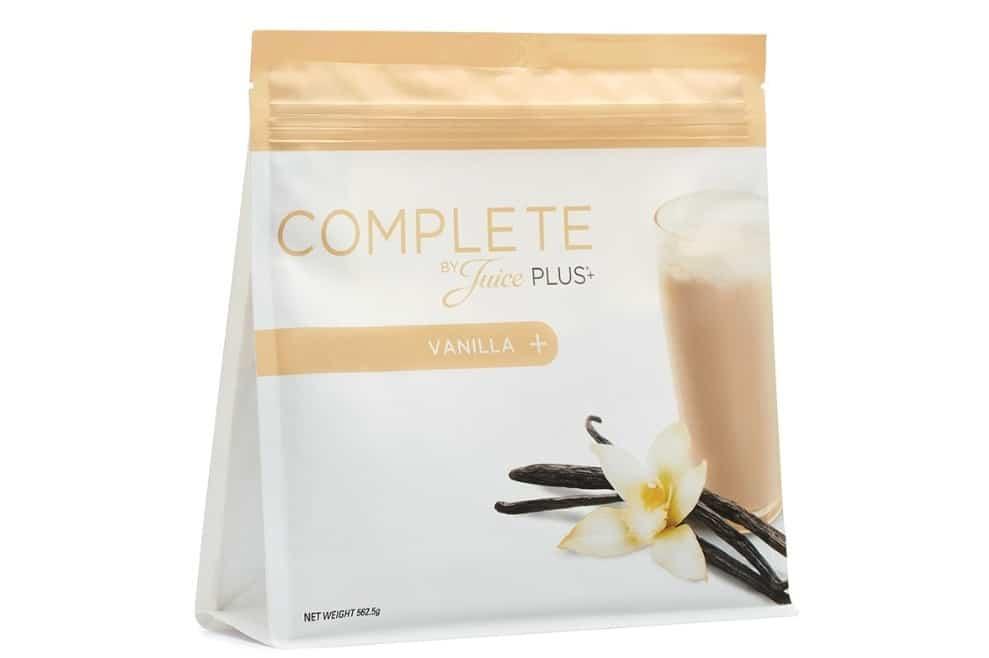 Shake à la vanille de Juice Plus