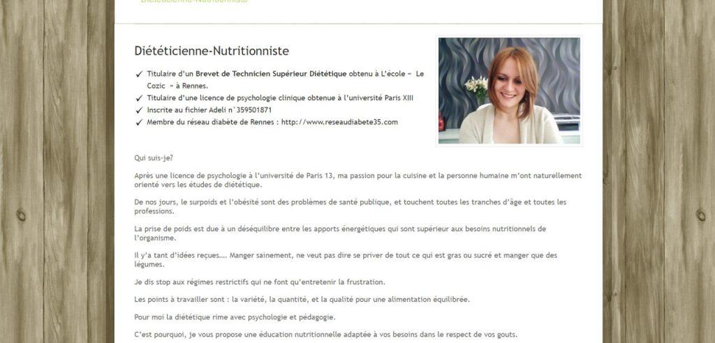 Diététiciens à Rennes