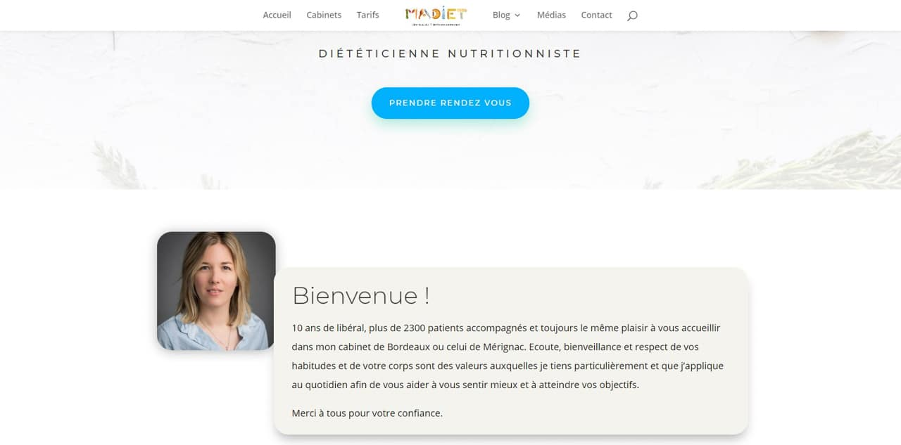 Diététicien nutritionniste à Bordeaux