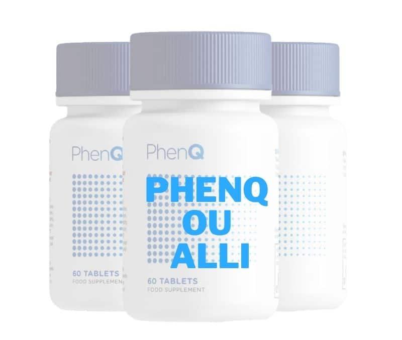 PhenQ ou Alli