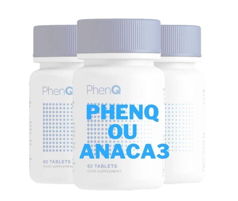 PhenQ ou Anaca3