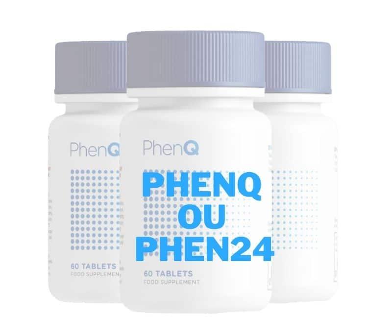 PhenQ ou Phen24