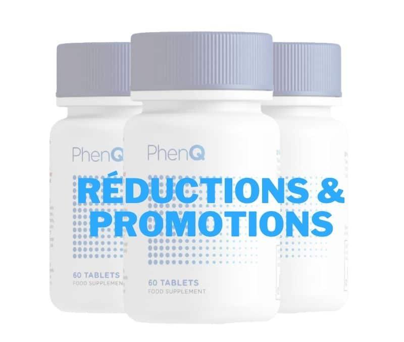 PhenQ, réductions et promotions