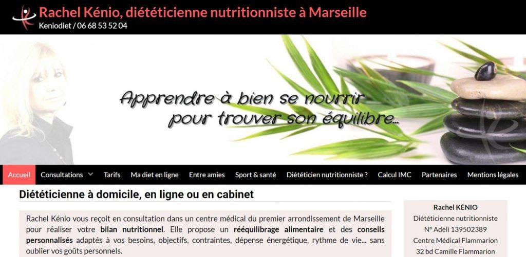 Diététiciens à Marseille