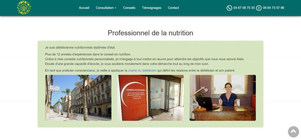 Diététiciens à Montpellier