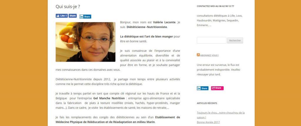 Diététicien à Lille