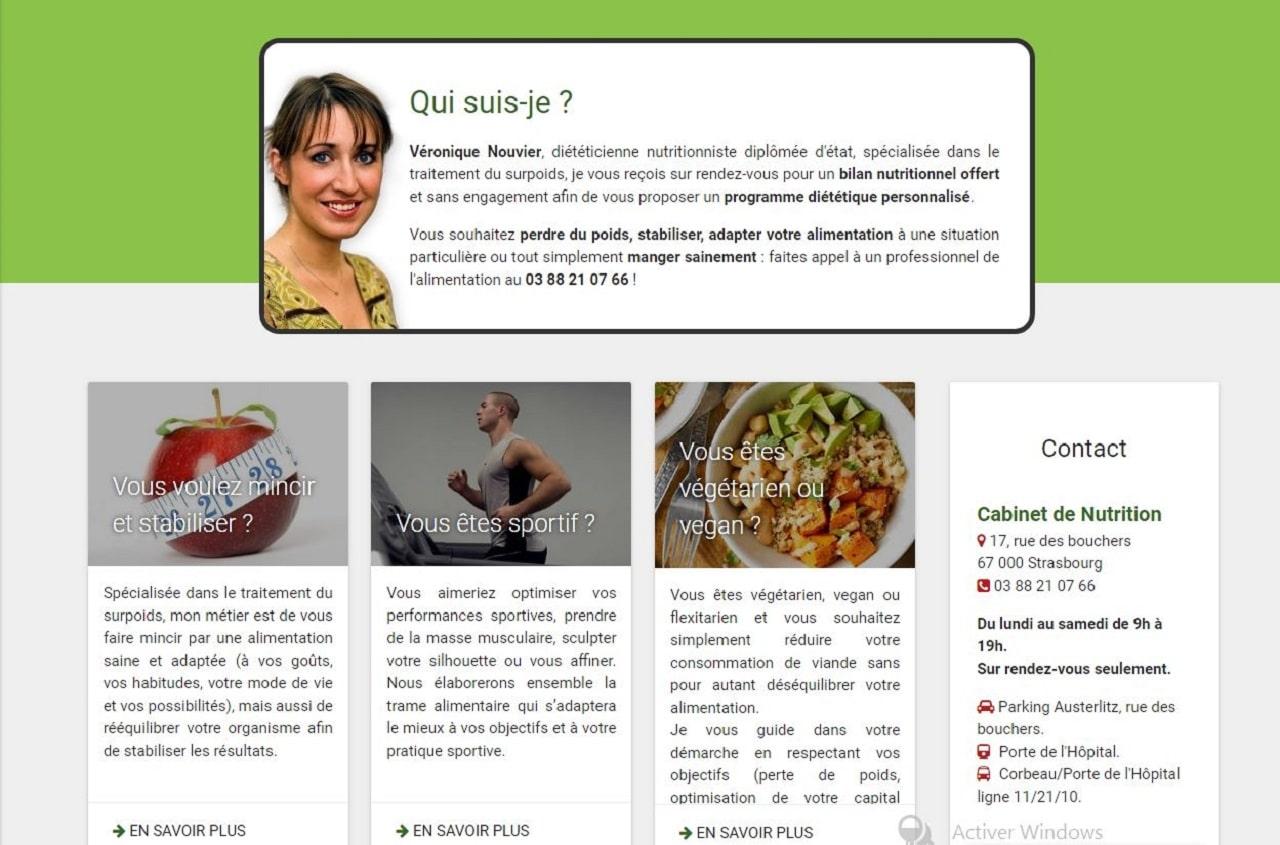 Les meilleurs diététiciens sur Strasbourg et sa région