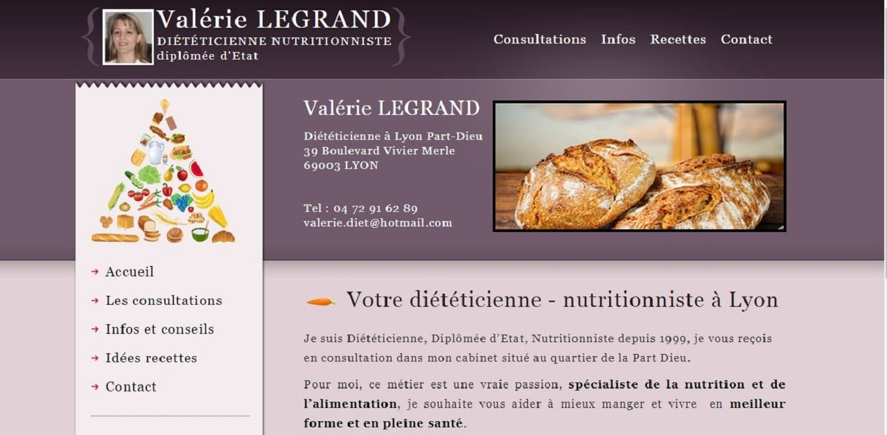 Les meilleurs diététiciens sur Lyon et sa région