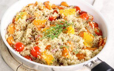 Le quinoa fait-il grossir ?