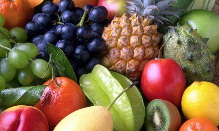 Dessert léger, coloré et vitaminé, les fruits exotiques se font la part belle !