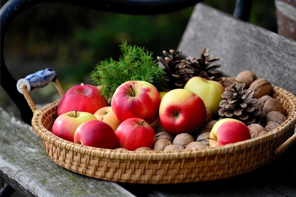 fruits noel