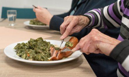 Après 75 ans:Pas de retraite pour la fourchette!