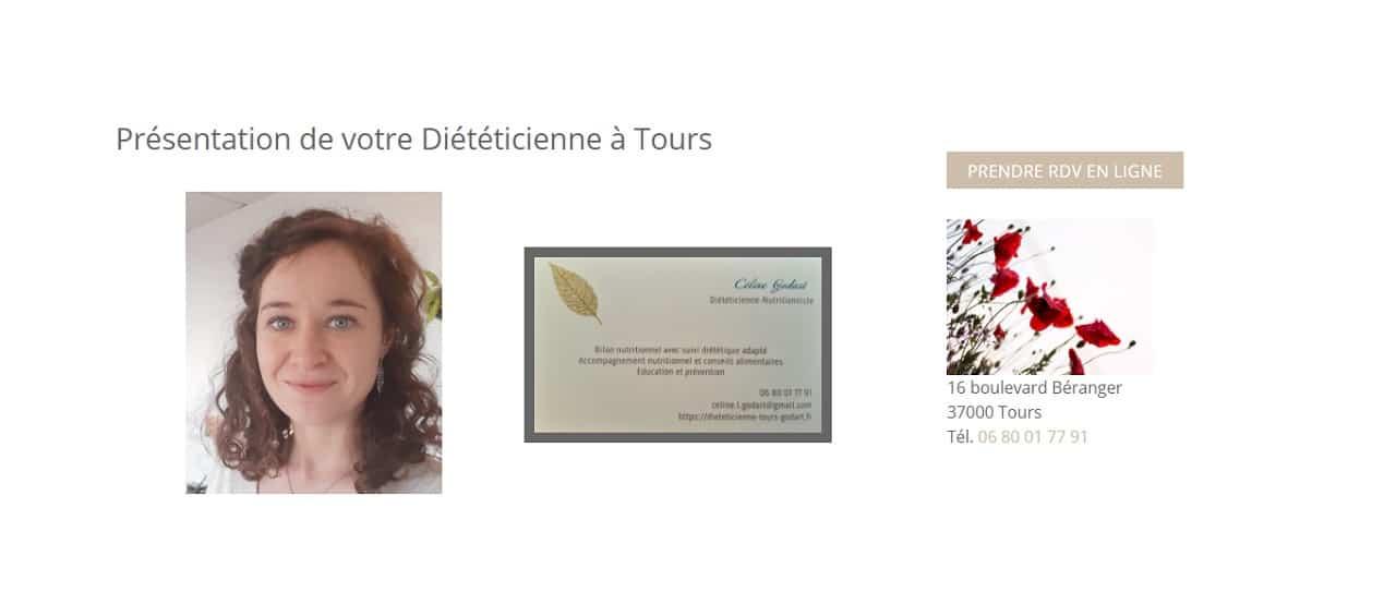 Meilleurs diététiciens à Tours