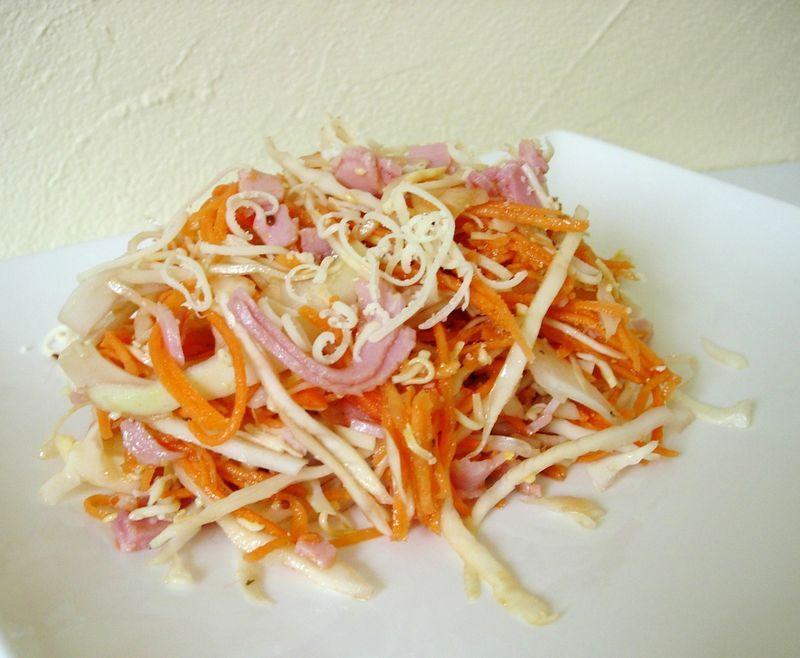 salade detox chou blanc sandrine leroux