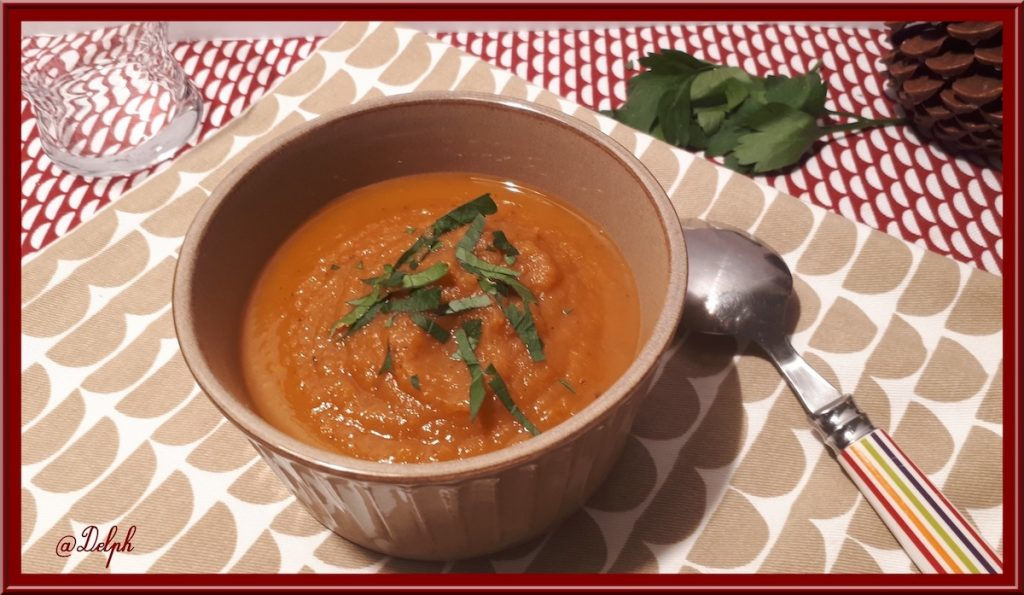 soupe detox ohlagourmandedel