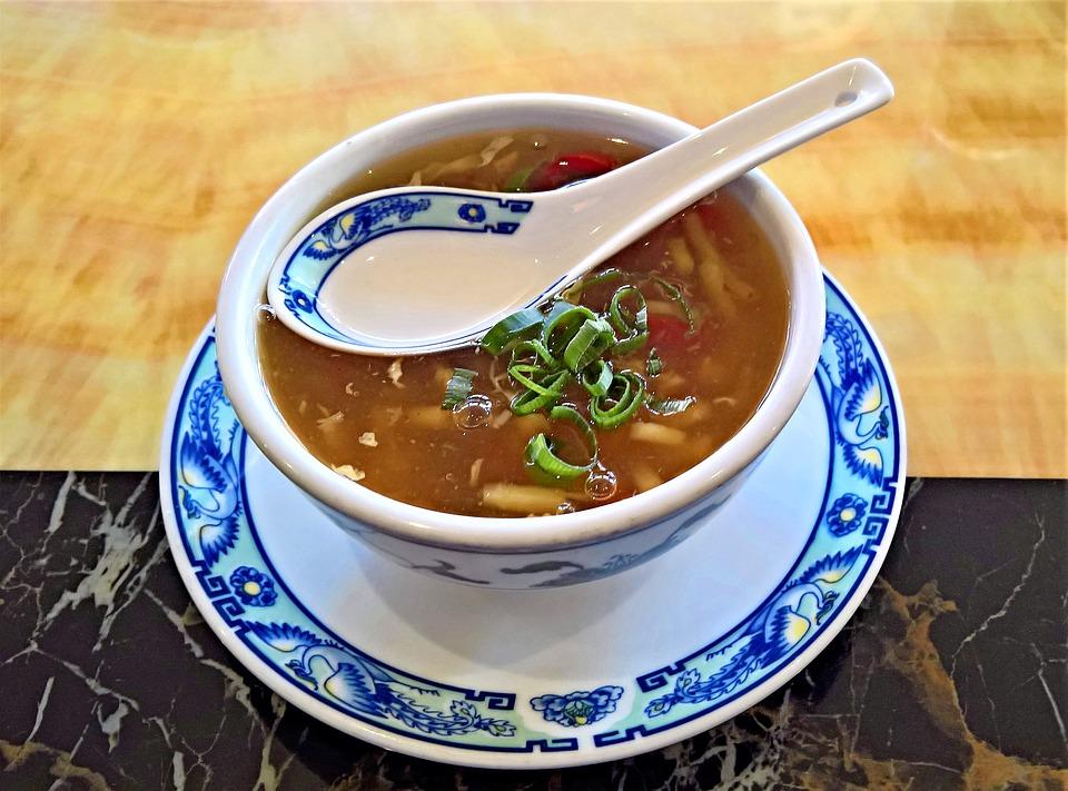 Idées de menus soupe