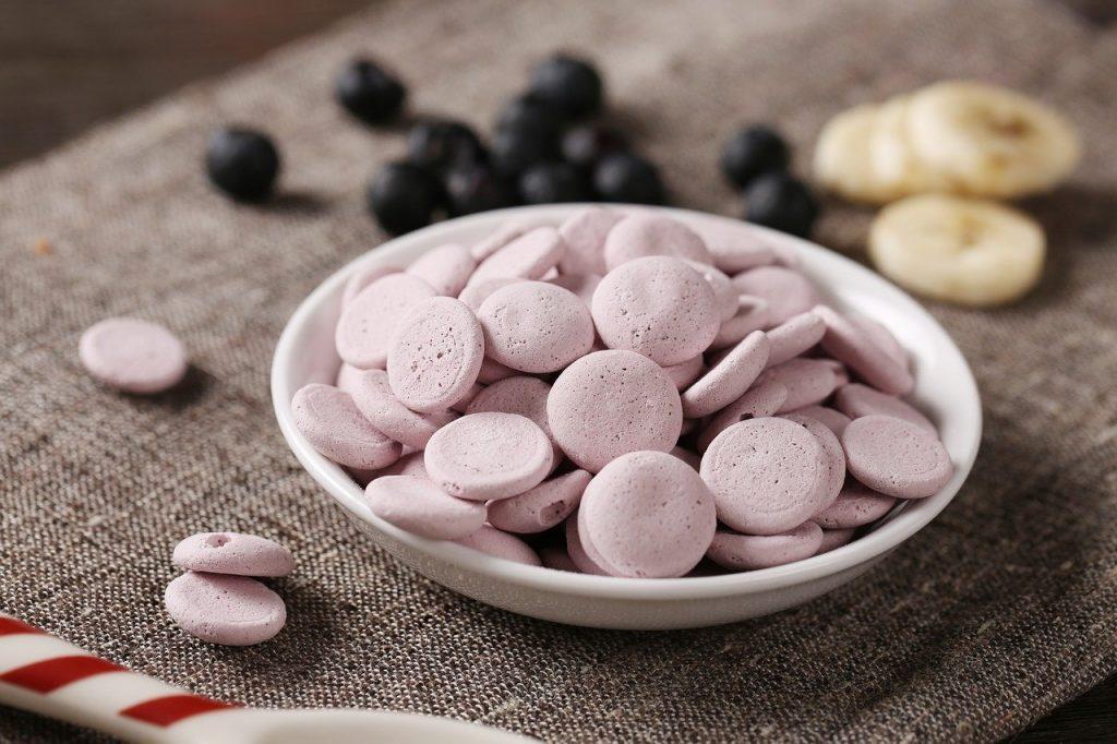 Vitamines compléments alimentaires
