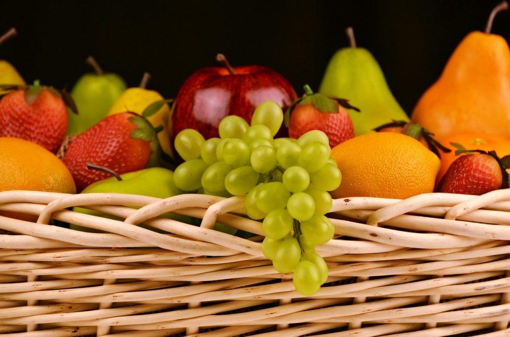 alimentation riche en fruit