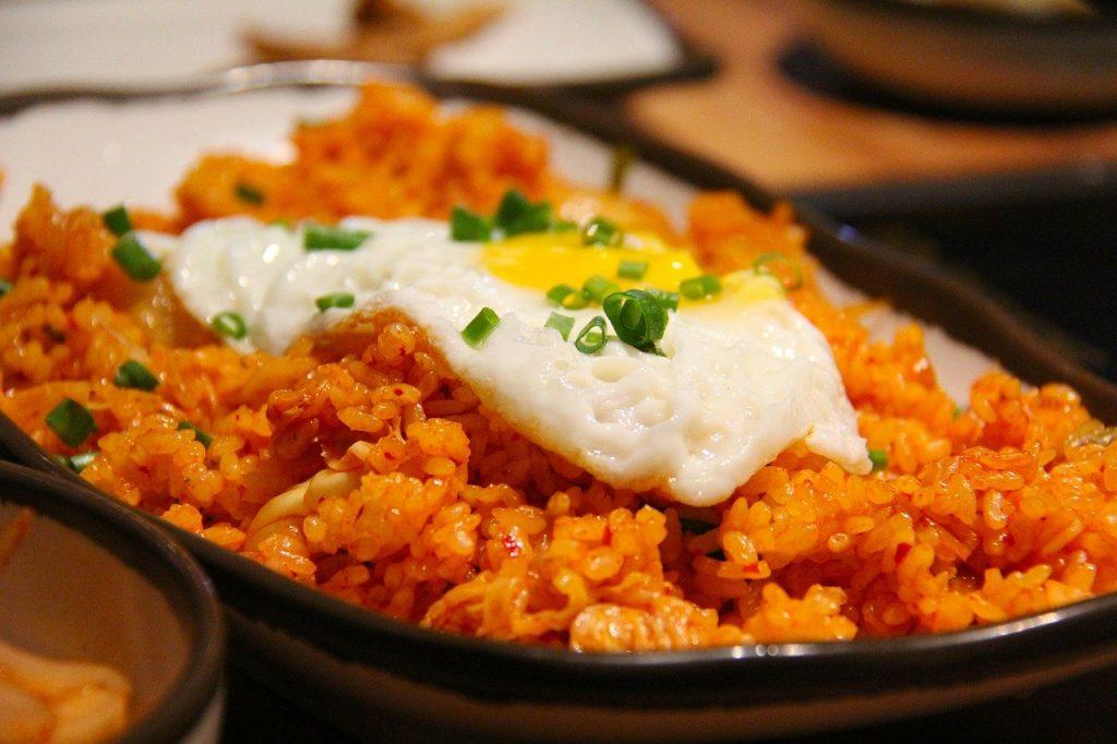 manger en pleine conscience du riz