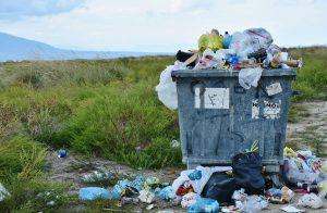 plastique et pollution