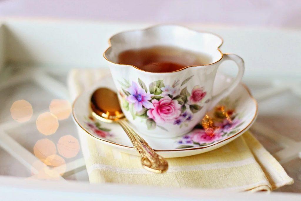 Le thé fait-maigrir