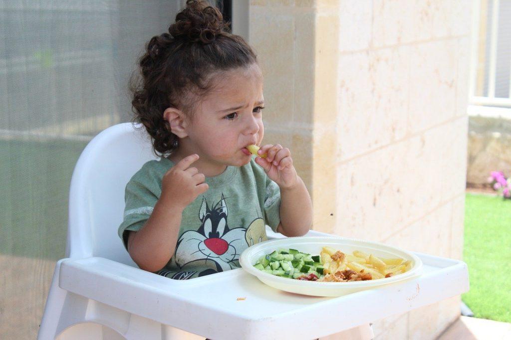 Diversification Alimentaire Menée par l'enfant
